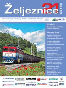 Novi broj Željeznice 21